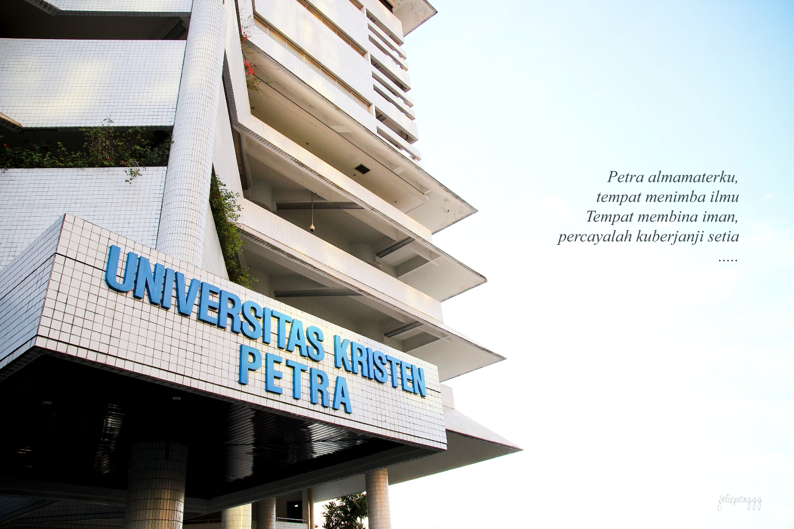 Petra Christian University