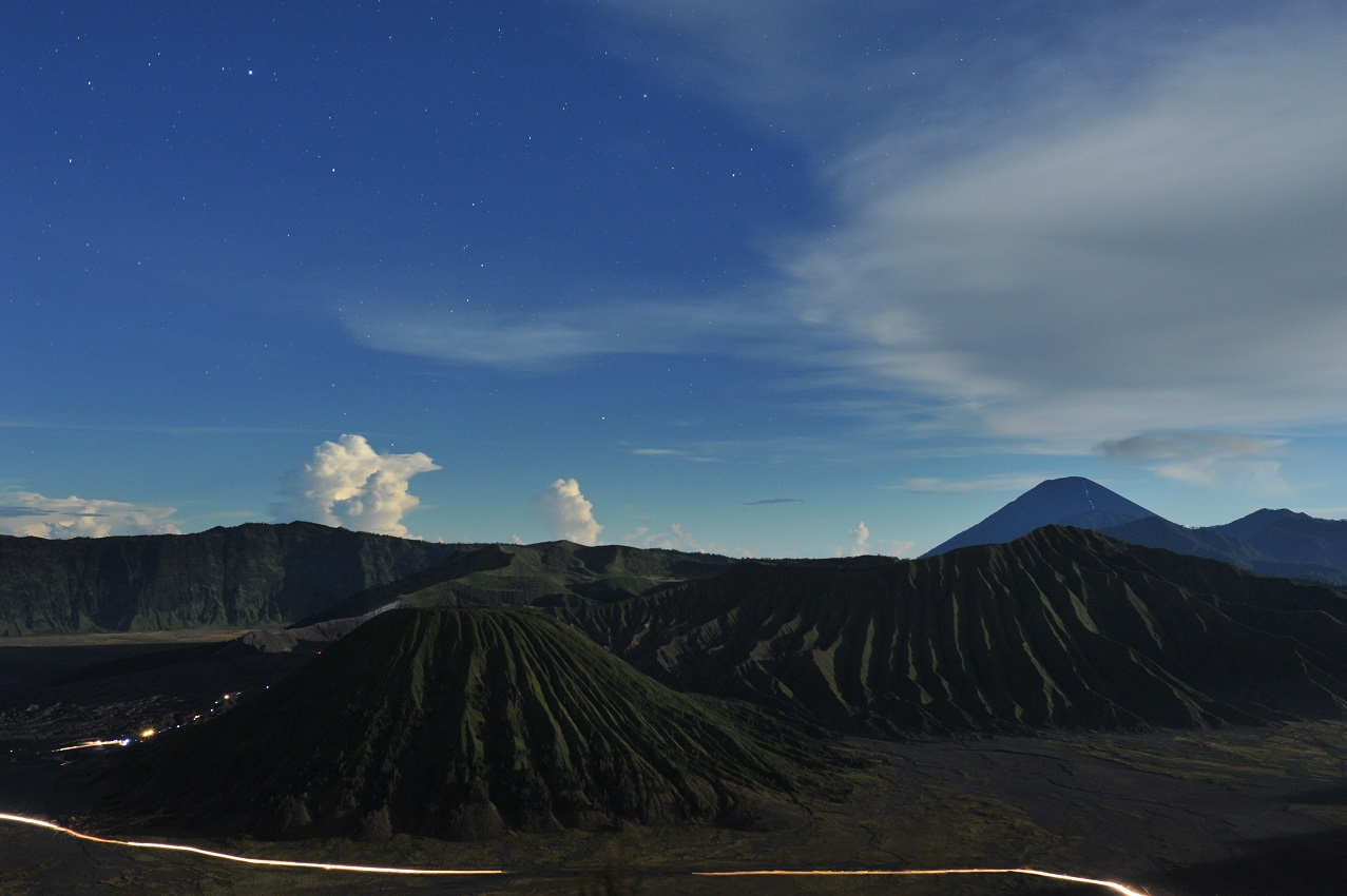 Bromo Mountain